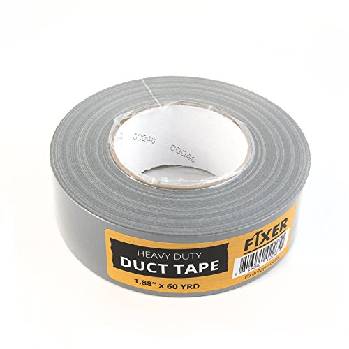 Heavy Duty Cloth Duct Tape (Industrial Duct Tape by Fixer Tape 1.88