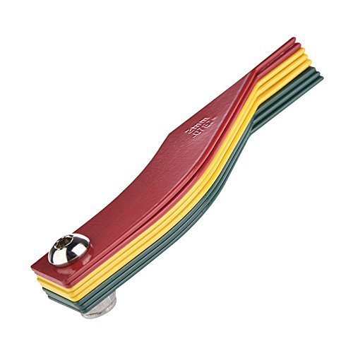 Brake Pad Detector Brake Lining Thickness Gauge Brake Scale Car Repair Tool Set by Lasasa (Image #6)