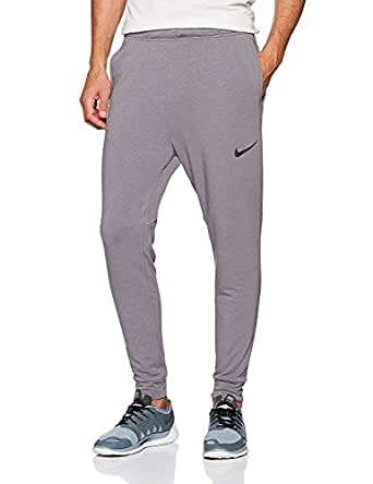 NIKE NIKE Dry Pant Pantalones de Deporte & chándal Hombres Gris ...