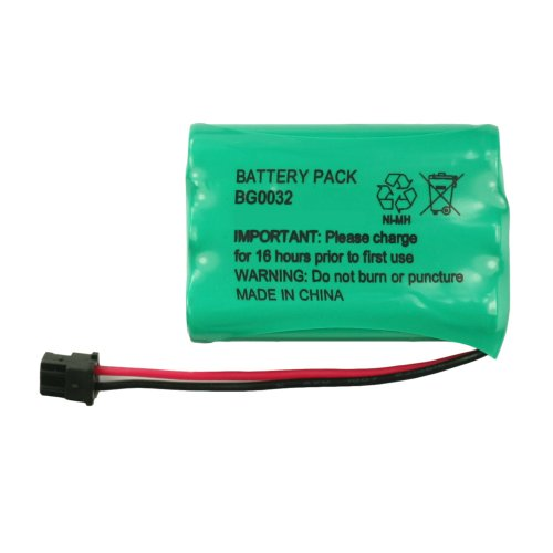 Fenzer Rechargeable Cordless Phone Battery for Uniden DCT738 DCT738-3 Cordless Telephone Battery Replacement Pack, Office Central