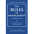 The Rules of Management, Expanded Edition: A Definitive Code for Managerial Success (Richard Templar's Rules)
