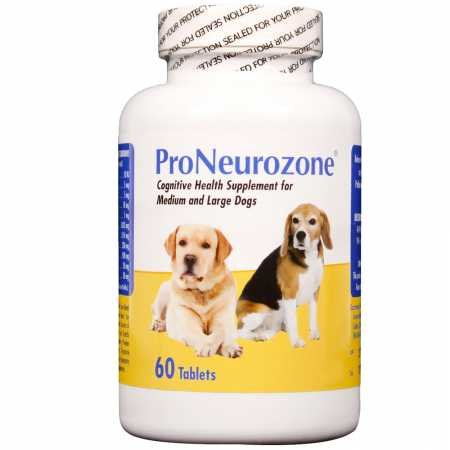 - ProNeurozone Medium and Large Dogs (60 Tabs)