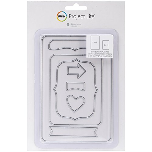 Becky Higgins Project Life Card Dies