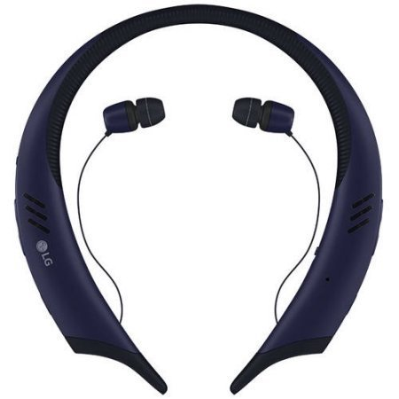 LG Tone Active+ Stereo Bluetooth Headset - Blue