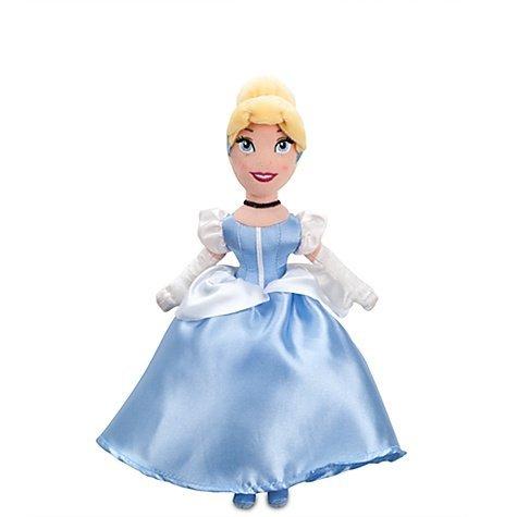 Mini Cinderella Plush Doll -- 12'' H Princess 12' Doll