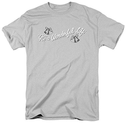 It's a Wonderful Life - Wonderful Life Logo T-Shirt Size XL