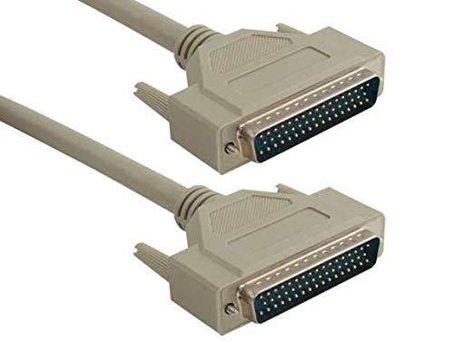 Cable Leader SCSI DB50 Cable (10 Foot (1 Pack), M/M) by Cable Leader