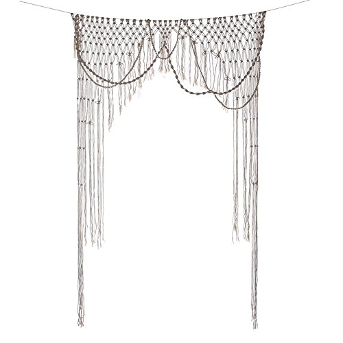 Sundlight Woven Hanging, Macrame Wall Hanging Tapestry Cotton