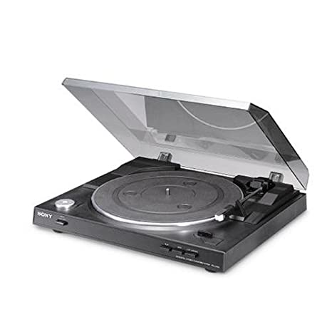 Sony Record Player PS-LX250 - Tocadiscos (2 W, Negro, 2 kg ...