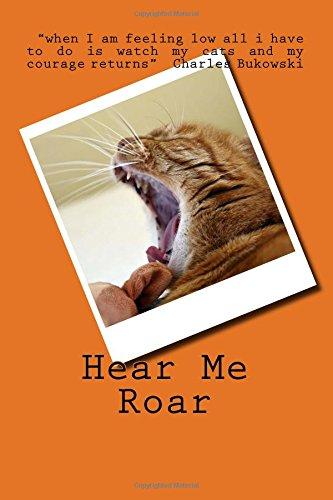 Hear Me Roar Cat (Journal / Notebook) pdf