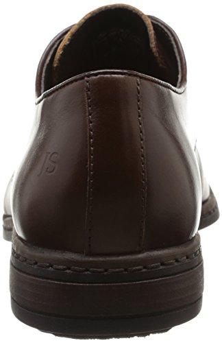 Josef Seibel Kevin 07, Herren Hohe Sneakers Braun (Brasil)