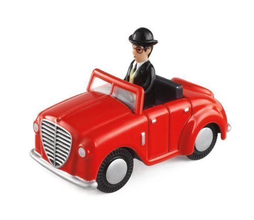 Thomas and Friends Take-n-Play Mr Percival's Car by Mattel