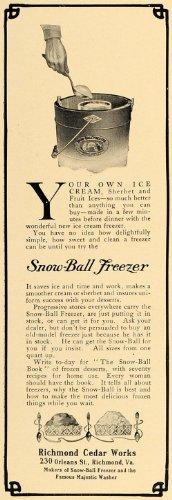 ice cream snowballs - 1