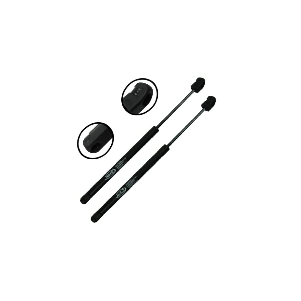 Two Front Hood Gas Charged Lift Supports for 97 02 Ford Expedition, 95 03 Ford F 150, 95 04 Ford F 150 Lightning, 04 Ford F 150 Heritage & Lightning, 95 99 Ford F 250 Light Duty. WGS 121 2