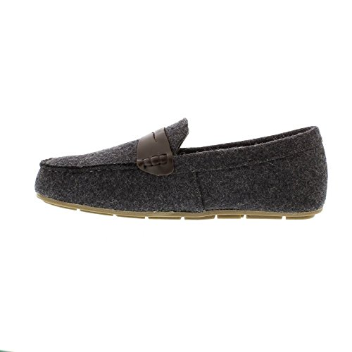 Clarks Interior Cheer - Grey Felt