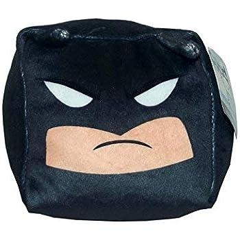 Amazon.com: Batman BAT señal Símbolo Grande Plush Cuddle ...