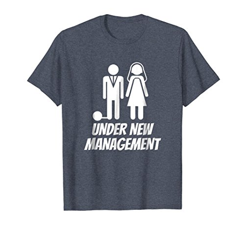 Mens Funny Just Married T-shirt, Fun Newlywed Gag Gifts For Men