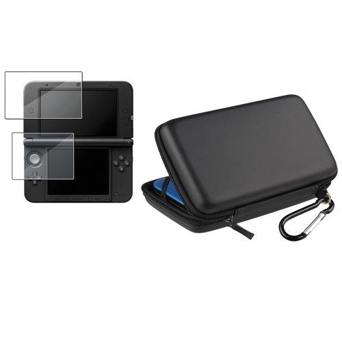 Up & Down LCD Pantalla Protector+Negro EVA Bolsa Carcasa ...