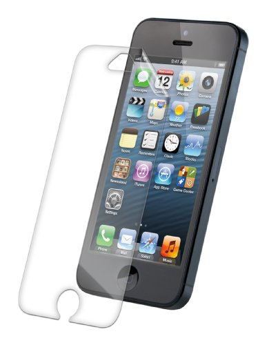 ZAGG InvisibleShield HD Case Friendly Screen Protector for Apple iPhone 5/ iPhone 5S/ iPhone 5SE (Screen Nano Ipod Replace)