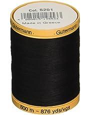 Gutermann Thread Natural Cotton Solids 876 Yards