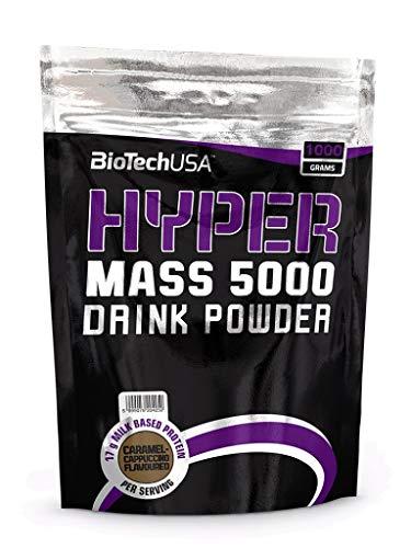 2 x Biotech USA Hyper Mass 5000, 1KG Beutel , Schoko (2er Pack)