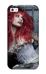 New Emilie Autumn Desktop Tpu Case Cover, Anti-scratch YehGdkl7758NrWTy Phone Case For Iphone 5c