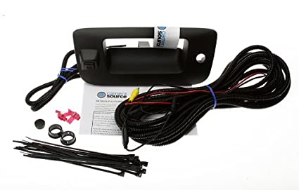 Amazon.com: Chevy Silverado / GMC Sierra Backup Camera for Factory on 2013 traverse wiring harness, 2013 silverado wiring kit, 2012 colorado wiring harness,
