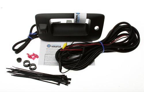 Chevy Silverado / GMC Sierra Backup Camera for Factory Navigation