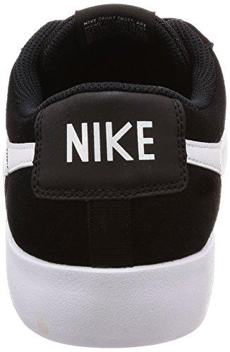Nike Mens Sb Blazer Vapor Pattino Scarpa Nero / Bianco Bianco Bianco