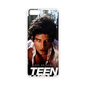 """QSWHXN Cover Shell Phone Case Teen Wolf For iPhone 6 Plus (5.5"""")"""