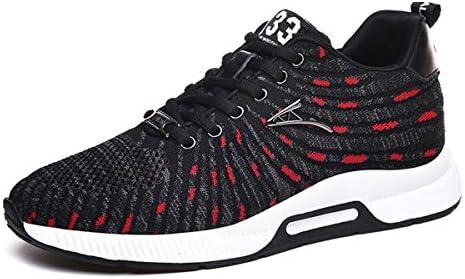 メンズ 6cm身長アップ スポーツランニングシューズ 軽量 通気 背が高くなる シークレットスニーカー カジュアルファッション運動靴