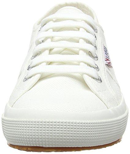 Superga 2750 Cotu Classic S000010, Zapatillas Unisex Adulto Blanco (White C42)