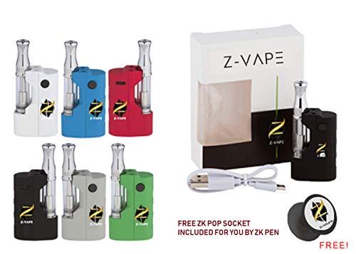 ZK -Premium Slim Oil Diffuser Pen - Black