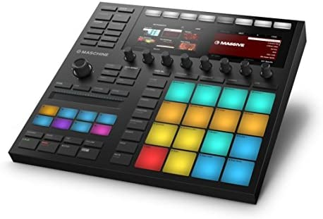 Native Maschine Mk3 Drum Controller