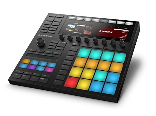 Check Out This Native Instruments Maschine Mk3 Drum Controller