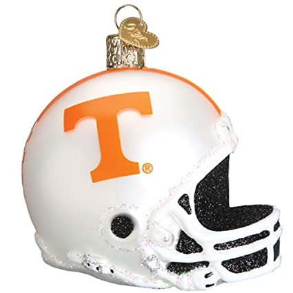Image Unavailable. Image not available for. Color  Old World Christmas  61017 Ornament Tennessee Helmet 10e4e06de