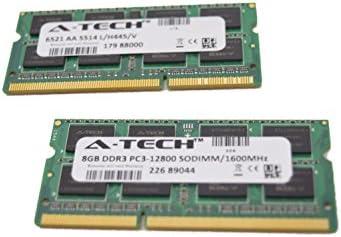 16GB Kit 2X 8GB SODIMM Apple iMac Late 2009 PC3-8500 A1311 MB950LL//A Memory Ram