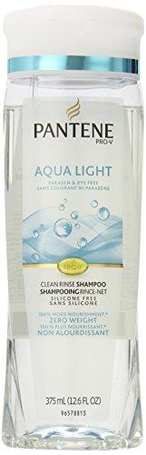 Pantene PRO-V Aqua light Dreamcare Shampoo, 375ml (12.6 FL OZ)