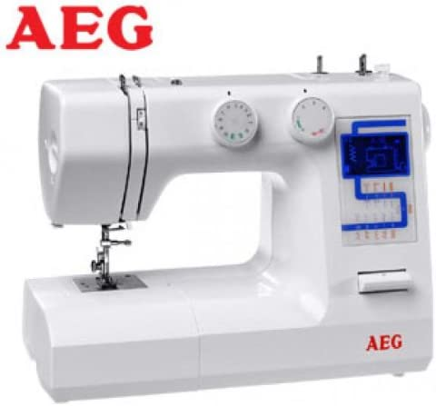 Unbekannt AEG 826 LCD máquina de Coser: Amazon.es: Hogar