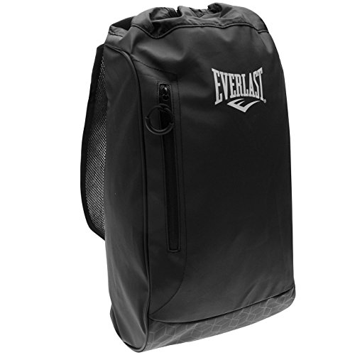 Everlast Unisex Gym Backpack Black (Backpack Everlast)