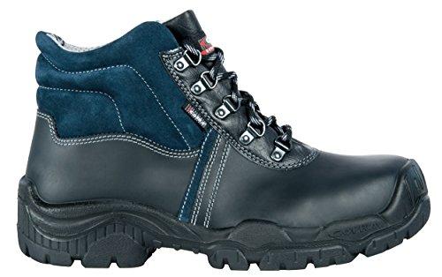 Cofra 31173-001.W42 Bruges S3 SRC Chaussure de sécurité Taille 42 Noir