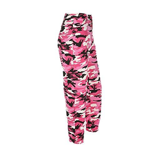 Plein En Femmes Crayon De Femmes Dames Dinglong Jeans Pantalons Leggings Bonbons Rose Maigre Pantalons De Stretch Pour Pantalons Occasionnels Pantalons Air Camouflage vif Minces DContract AxTTnIUX