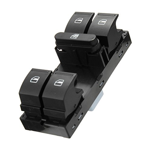 CoCocina Car Front Right Driver Side Power Master Window Switch For VW GOLF PASSAT by CoCocina