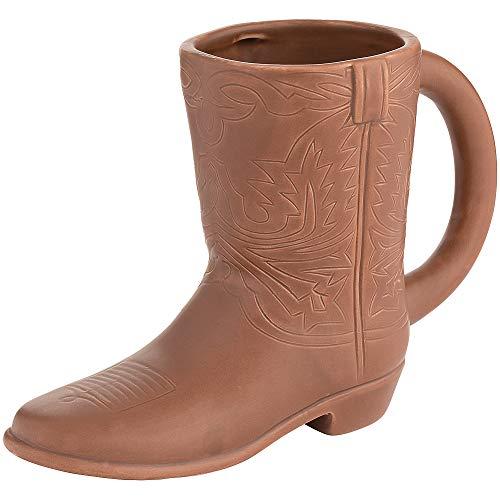 John Wayne Boot 18 oz. Sculpted Ceramic