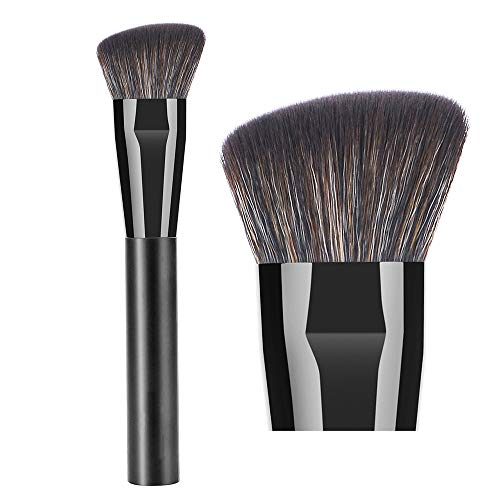 (vela.yue Angled Contour Sculpting Makeup Brush For Face Perfect Beauty Tools)