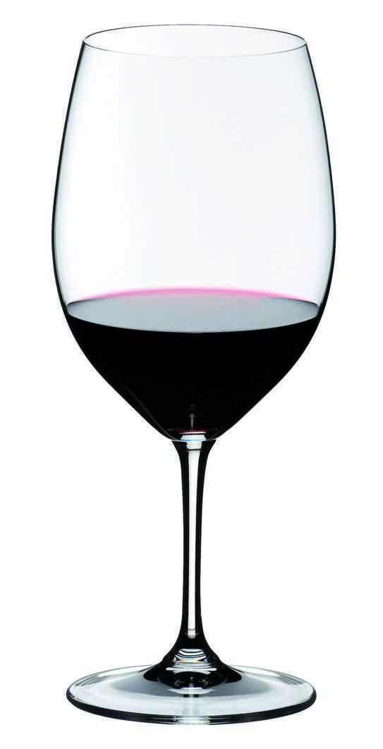 Riedel VINUM Bordeaux Glasses, Set of 2 by Riedel