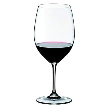 Riedel 260 Years Celebration, VINUM Cabernet/Merlot Glasses, Set of 6