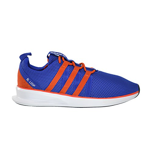 Adidas Sl Loop Racer Heren Sportschoenen Vet Blauw / Kern Oranje / Ftw Wit D69442