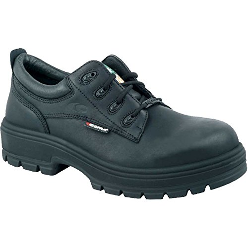 Cofra 82390-CU0.W12 Trenton EH PR Safety Shoes, 12, Black