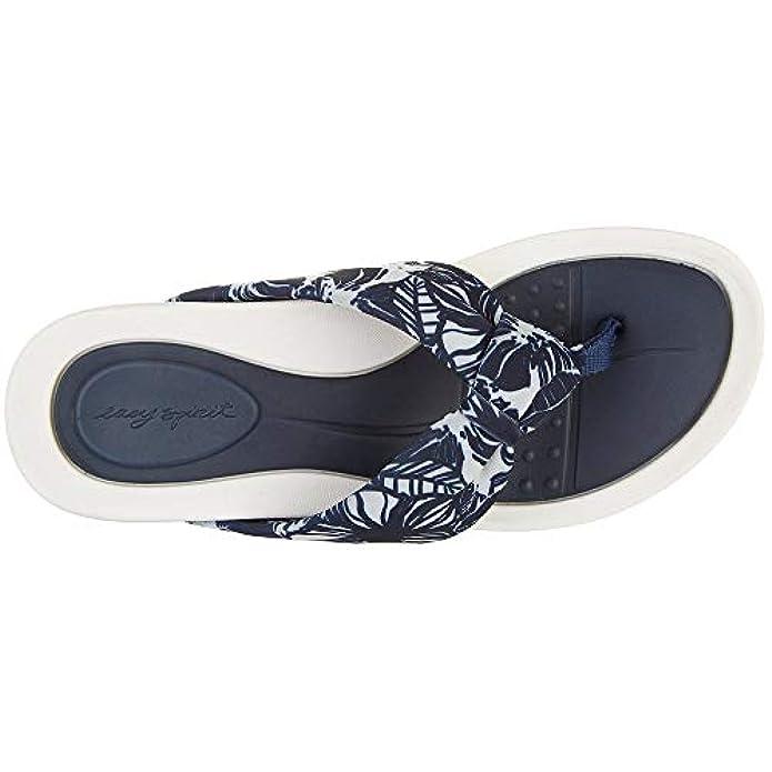 Scarpe E Borse Da Donna Sandali Easy Spiritbeachey Thong Wedge Sandals - Beachey2